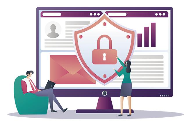 Adequado à Lei Geral de Proteção de Dados