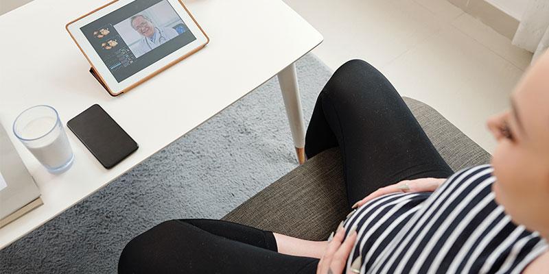 telemedicina regulamentações o processo de consulta digital para gravidas